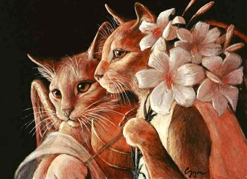 кошки Миелинды Купер
