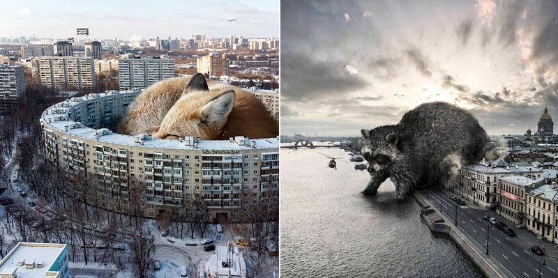 Сюрреалистическая вселенная российского художника Вадима Соловьева