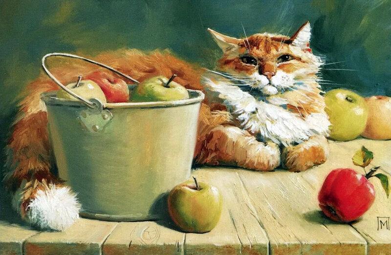 Яблочный хозяин