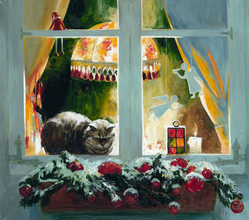 Завтра наступит Рождество